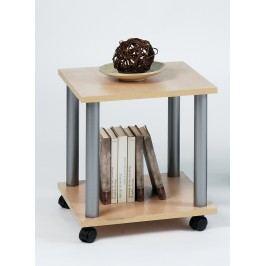 Beistelltisch Buche Fmd Jango Holz Modern