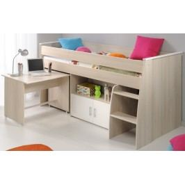 Hochbett Akazie Parisot Charly Holz Modern