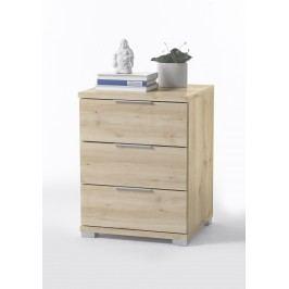 Nachtkommode Edelbuche Polpower Beimöbel Holzwerkstoffe Modern