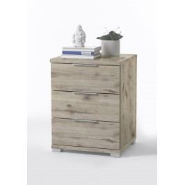 Nachtkommode Sandeiche Polpower Beimöbel Holzwerkstoffe Modern