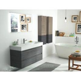 Badezimmerprogramm Salgar Yerretnom Mehrfarbig Holz