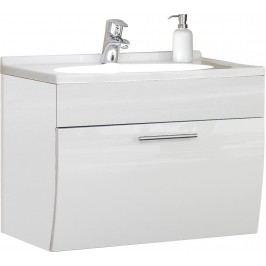 Waschplatz Weiss Posseik Anolas Weiß Mdf Modern