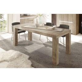 Esstisch 165 X 88 Cm Canyon Oak Nachbildung Classico Kolumbien Holz Modern