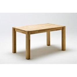 Esstisch 140 X 80 Cm In Kernbuche Massiv Geölt Mca-Furniture Holger Holz Modern