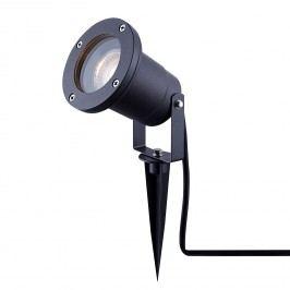 EEK A++, Außenleuchte Style V - Glas / Aluminium - 1-flammig, Globo Lighting