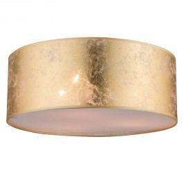 EEK A++, Deckenleuchte Amy I - Webstoff / Metall - 3-flammig, Globo Lighting