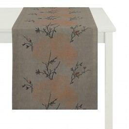 Tischläufer Loft Style V - Congo Grau, Apelt