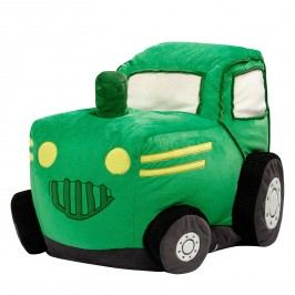 Sitzsack Kidding Traktor - Webstoff - Grün, SITTING POINT