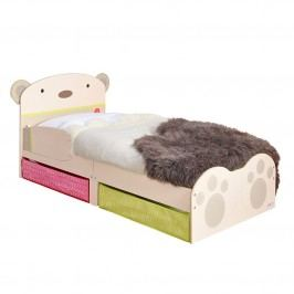 Einzelbett Bear Hug, Worlds Apart