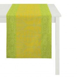 Tischläufer Benito - Grün, Apelt