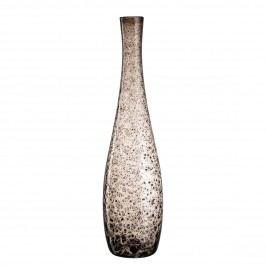 Vase Giardino - Glas - 60 - Glas Sahara Dunkel, Leonardo