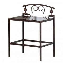 Nachttisch Florenz - Metall, Neue Modular