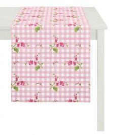 Tischläufer Happy Easter III - Pink, Apelt