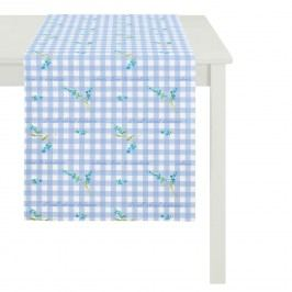 Tischläufer Happy Easter III - Blau, Apelt