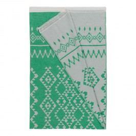 Plaid Skerray - Baumwollstoff - Grün, Pandora