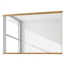 Spiegel Pablillo II - Eiche Bianco Dekor - 126 cm, Voss