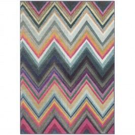 Teppich Andrea - Kunstfaser - Mehrfarbig - 121 x 170 cm, Safavieh