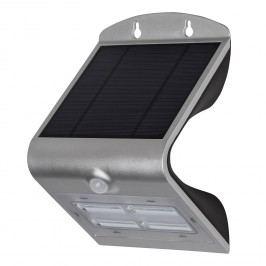 EEK A+, LED-Solarleuchte Dev - Kunststoff - 1-flammig - 14, Brilliant