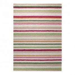 Kinderteppich Funny Stripes - Mehrfarbig - 90 cm x 160 cm, Esprit Home