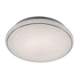 EEK A+, LED-Deckenleuchte Jupiter - Kunststoff / Stahl - 1-flammig - 60, Leuchten Direkt