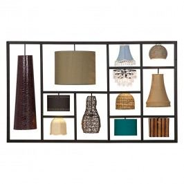 EEK A++, Wandleuchte Parecchi Art House - Mehrfarbig, Kare Design