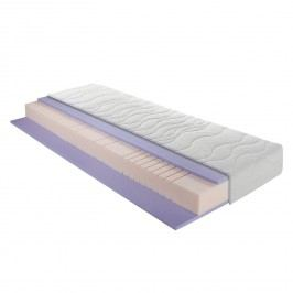7-Zonen Komfort Kaltschaum-Gel-Matratze Sleep Gel Basic - 100 x 200cm - H3 ab 80 kg, Breckle