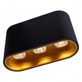 home24 LED-Deckenleuchte Tugha