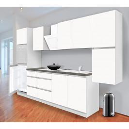 home24 Küchenzeile Melano III (9-teilig)