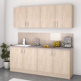 home24 Küchenzeile Braden V (4-teilig)