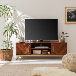home24 TV-Lowboard Loga