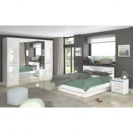 home24 Schlafzimmerset Charnocks (4-teilig)