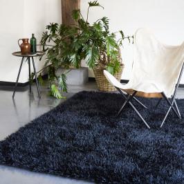 home24 Esprit Teppich ESPRIT Cool Glamour Schwarz Rechteckig 200x200 cm (BxT) Modern 100% Polyester