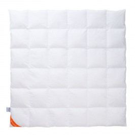 Kassettendecke Smood - Federn / Daunen - Weiß - 200 x 200 cm, Smood