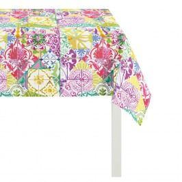 Tischdecke Summer Garden III - Multicolor - 95 x 95 cm, Apelt