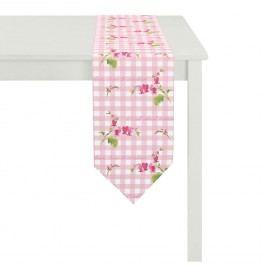 Tischband Happy Easter III - Pink, Apelt
