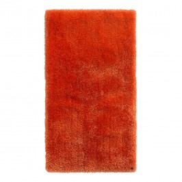 Teppich Soft Square - Orange - Maße: 65 x 135 cm, Tom Tailor