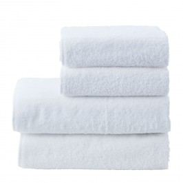 Handtuchset Prov Boheme I (4-teilig) - Baumwollstoff - Weiß, mooved