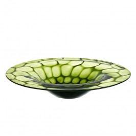 Schale Galea - Glas - Grün, Leonardo