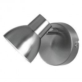 EEK A+, LED-Wandleuchte Lester - Metall - 1-flammig, Action