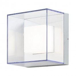 EEK A+, LED Wand- Sanremo Big - Aluminium/Glas - 9-flammig, Konstsmide
