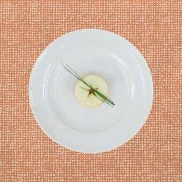 Tischset Outdoor I - Mischgewebe - Apricot - Apricot, Apelt