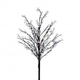 LED Kunstbaum Kirschblüte - Metall/Kunststoff - Braun, Pure Day