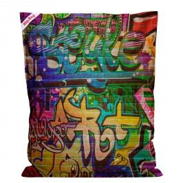 Sitzsack Big Bag Graffiti - Webstoff - Graffiti-Design, SITTING POINT
