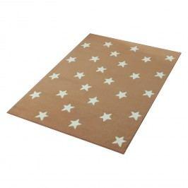 Kinderteppich Sterne III - Kunstfaser - Beige, Hanse Home Collection