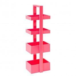Badständer Caddy - Echtholzfurnier Pink, Wireworks