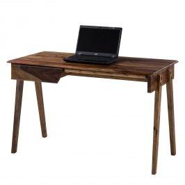Schreibtisch Cullman - Sheesham massiv, Ars Natura
