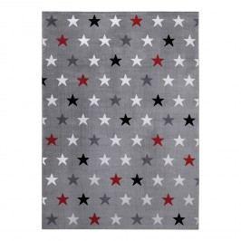 Kinderteppich Starry Sky - Grau - 160 x 225 cm, SMART KIDS