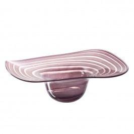 Schale Bella - Glas - Rosa, Leonardo