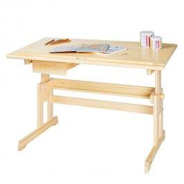 Schreibtisch Lena Kids - Kiefer massiv, Pinolino