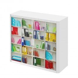 Rollladenschrank easyOffice Bureaux II - Mehrfarbig, easy Office und Paperflow